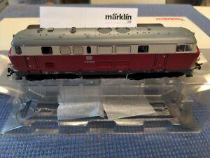 Marklin 37741 Locomotive- New! Test Run Only! mFx, HO