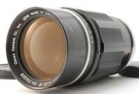 I✈FedEx【MINT】Canon 135mm f/3.5 L39 LTM Leica Screw Mount Black from Japan #91