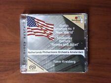 DVORAK/TCHAIKOVSKY-NETHERLANDS PH.-SYMPHONY Nº9/ROMEO AND JULIET- PENTATONE SACD