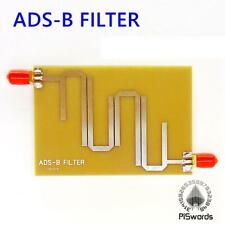 Piswords 1G-1.2GHz ADS-B 1090Mhz  LAN Microstrip bandpass  filter  for SDR