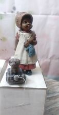 "All Gods Children ""Bonnie & Buttons"" Martha Holcombe Figurine #123"