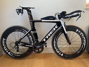 Trek Speed Concept 7.5 - Ironman-ready full carbon triathlon/time trial bike