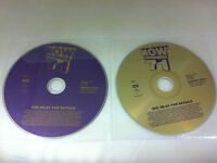 NOW 71 Thats What I Call Music Double CD Various Artists 2008 - DISCS ONLY