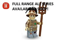 Lego scarecrow series 11 unopened new factory sealed