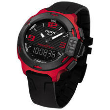 NEW MEN'S TISSOT T-TOUCH MULTI FUNCTION TACTILE WATCH T081.420.97.207.00