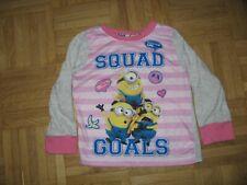Minion Life Squad Junior  shirt size  3-4