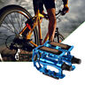 BICYCLE MOUNTAIN MTB BMX BIKE CYCLING BEARING ALLOY FLAT-PLATFROM PEDALS NEW