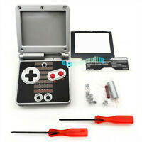 NES Version Full Housing Shell Case For Nintendo Game Boy Advance SP Console