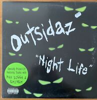 OUTSIDAZ - Night Life - Vinyl  LP -2000 EMINEM RAH DIGGA - RARE