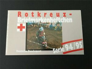 GERMANY BOOKLET 1994 RED CROSS COSTUMES CROIX ROUGE ROTES KREUZ m2467