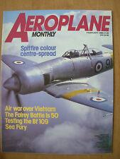 AEROPLANE MONTHLY MAGAZINE FEBRUARY 1986