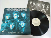 "Europa Out Of This World Spain Edition 1988 Epic - LP Vinyl 12 "" VG/VG"