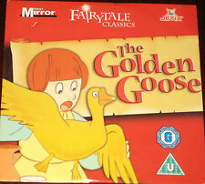 The Golden Goose - Fairy Tale Classics  (Animated DVD)
