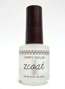 Tammy Taylor - Z-Coat (Non-Yellowing - High Gloss) Top Coat - 0.5oz/15ml