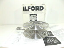 Vintage Ilford 35mm Film Developing Stainless Steel Reel for Ilford Hp, box, new