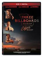 Three Billboards Outside Ebbing Missouri (DVD, Digital)