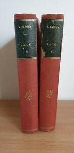 Alphonse Daudet – Jack – 1876 - Dentu - an. edition originale