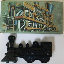 Vintage Avon The General 4-4-0 Locomotive After Shave Decanter