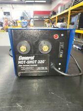 General Hot Shot 320 Frozen Pipe Thawing Machine Frozen Plumbing Repair Tool