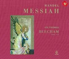 SIR THOMAS BEECHAM-HANDEL: MESSIAH-JAPAN ONLY 3 CD BONUS TRACK G35