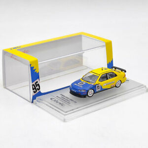1:64 INNO Honda Civic Ferio Spoon Sports Macau Guia Race 1995 Diecast Car Models