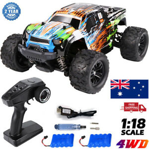 1: 18 Electric Remote Control 4WD RC Truck Off-Road Vehicle Buggy Car Toys Gift