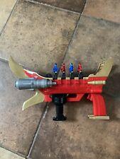 Bandai Power Rangers Super Mega Force Blaster Cannon Gun With Five keys!!!