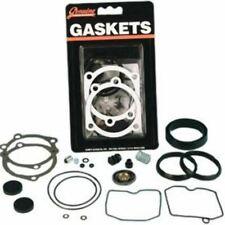 Harley 1988 & Up Evo Keihin CV Carburetor Overhaul Gasket & Seal Kit  27006-88