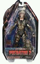 """Neca démasquée City Hunter Predator Série 4 7"""" Action Figure"""