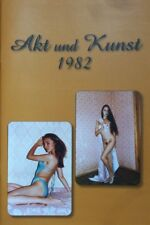 Rabatt AKt magazin 1982 foto NACKT frau girl mädel behaart fkk schlank ddr JOKE