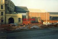 PHOTO  METRO CONSTRUCTION 1990 CORPORATION ST WORKS & MANCHESTER VICTORIA