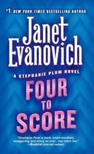 Stephanie Plum Novels Ser.: Four to Score by Janet Evanovich (1999, Mass Market, Reprint)