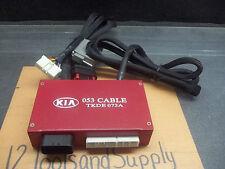 +Used Kia Motors TKDE-073A  53 Pin BOB Adapter Cable