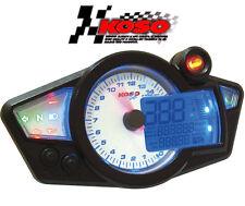 Koso Rx-1n GP Stile Tachimetro Contagiri Bianco