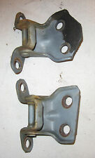 1981 1982 1983 1984 Toyota Cressida Left Front Door Hinges Upper and Lower