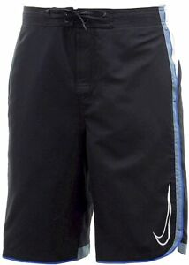 AUTHENTIC NIKE  CONTRAST PIPED SWIM SHORTS  NESS6427-001