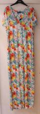 Viscose V-Neck Summer/Beach Dresses for Women