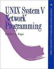 Unix System V Network Programming (Addison-Wesley