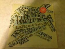 "The Pacifics Talk Is Cheap 12"" Vinyl Record w/ iriscience of Dilated Peoples NEW"