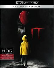It (4K Ultra HD Blu-ray Disc ONLY, 2018)