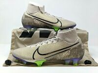 Nike Mercurial Superfly 7 Elite FG Desert Sand Soccer AQ4174-005 Sizes 8.5 - 10