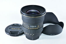 Tokina AF 12-24mm f/4 AT-X Pro SD IF DX Wide Angle Zoom Lens For Nikon (READ)