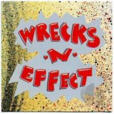 Wrecks-N-Effect w/ Artwork MUSIC AUDIO CD 11tk 1989 Motown Self-Titled MOTD-6281