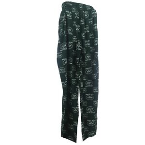 New York Jets Kids Youth Size Official NFL Print All Over Pajama Pants New