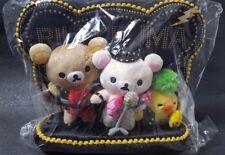 Rilakkuma Live Stage Plush Doll Tower Record Collaboration Limited Japan Rare