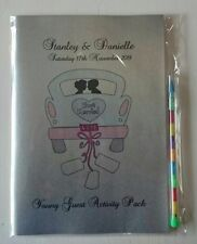 Activity Pack Wedding Favours