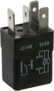 A/C Clutch Relay-Engine Cooling Fan Motor Relay ACDelco 15-50976