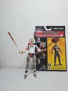 "DC Universe Multiverse Suicide Squad 6"" Harley Quinn Figure Mattel Margot Robbie"