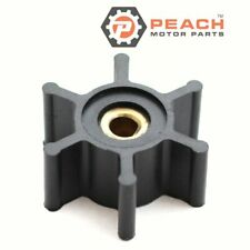 Peach Motor Parts PM-09-824P-9 Impeller, Pump (Nitrile) Fits Jabsco®: 6303-0003