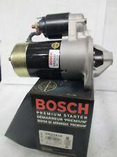 Bosch SR2242X Reman Starter PMGR-CW-9T Nissan D21-Pickup w/ 2.4 AutoTran 1990-95